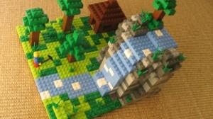 MinecraftLEGO