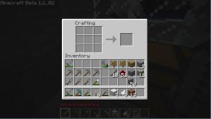 マインクラフト(Minecraft)ベータ版のスクリーンショット