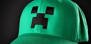 「Minecraft」オリジナルキャップ