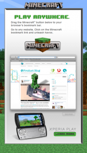 Minecraft anywhere