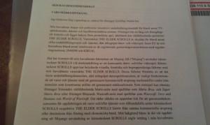 scrolls 15 page