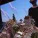 「Microsoft HoloLens」を使った Minecraft のプレー