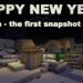 Minecraft snapshot 16w02a